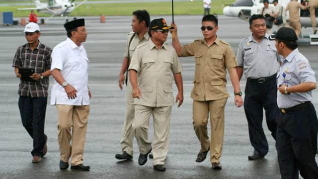 Fernando yang Tewas Ditembak Anggota Brimob bukan Pengawal Prabowo