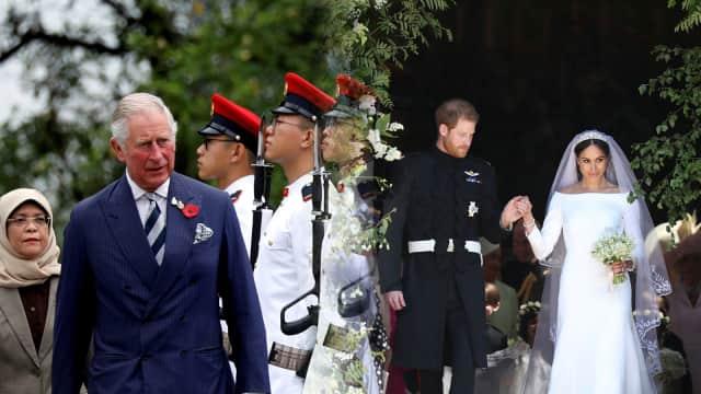 Meghan Markle Bantu Perbaiki Hubungan Pangeran Charles & Harry