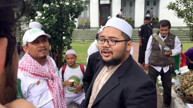 Alasan FPI dkk Demo Facebook: Akun Aktivis Dakwah Islam Diblokir