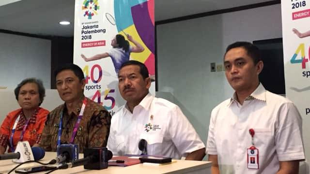 BSSN Deteksi Ada yang Coba Serang Sistem IT Asian Games