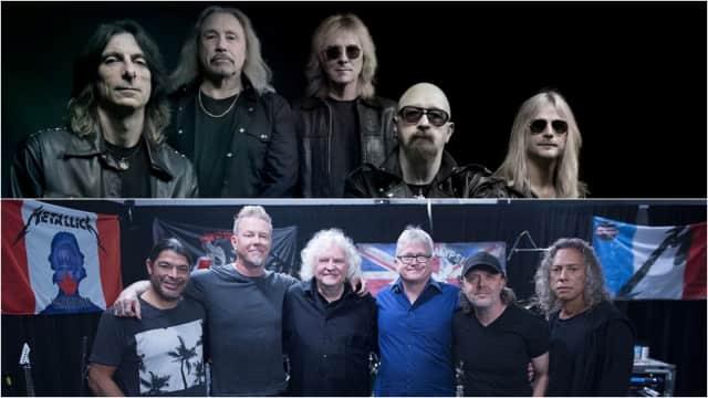 Metallica vs Judas Priest, Siapa yang Lebih Metal?