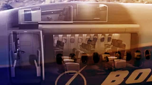 Terungkap, Ini Tempat Istirahat Pilot di Pesawat