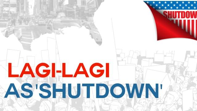 Lagi-lagi AS 'Shutdown'