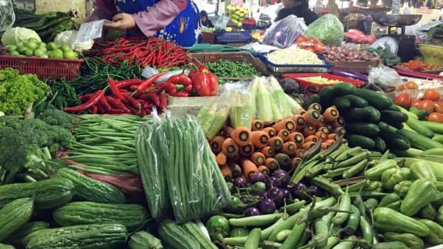 BPS: Inflasi Lebaran Terendah Sejak 2011 Bukan Karena Daya Beli Lesu