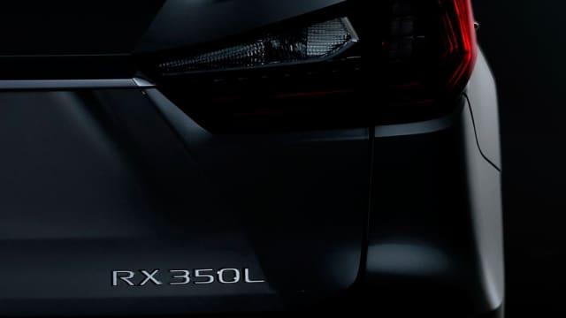 Lexus RX Tujuh Penumpang Mengaspal Desember