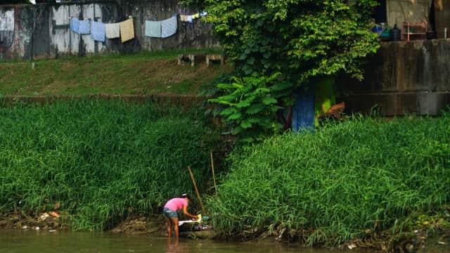 Anies Ingin Hujan Jadi Sumber Air Tanah di Jakarta