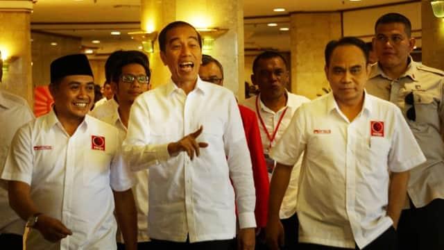 Jokowi Tolak Debat Bahasa Inggris: Kita Punya Bahasa Indonesia