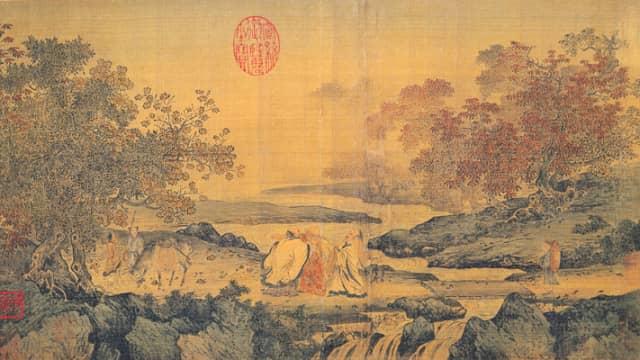 Filsafat Pembangun Peradaban Tiongkok