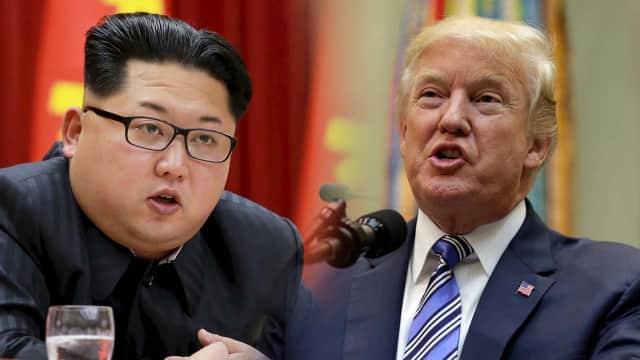 Isi Lengkap Surat Donald Trump ke Kim Jong-un