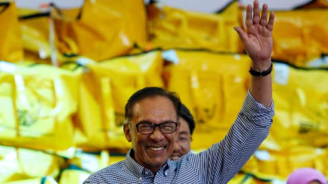 Anwar Ibrahim Menang Pemilu Parlemen, Langkah Jadi PM Kian Mulus