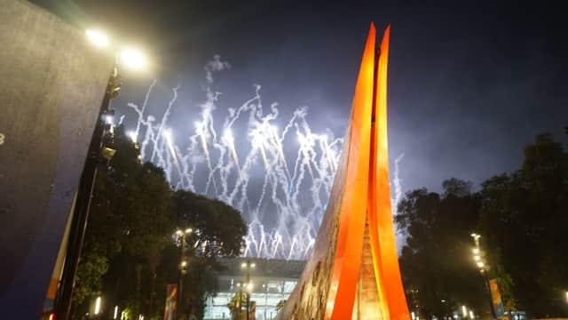 Polisi Tangkap Penipu Penjualan Tiket Penutupan Asian Games
