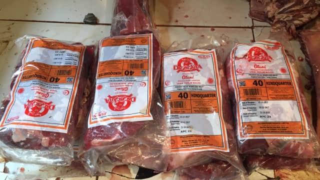 Bulog Akan Keliling Jualan Daging Kerbau Dari Rumah ke Rumah