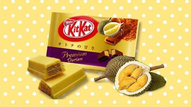 Nestlé Rilis Kit Kat Rasa Durian, Seperti Apa Rasanya?