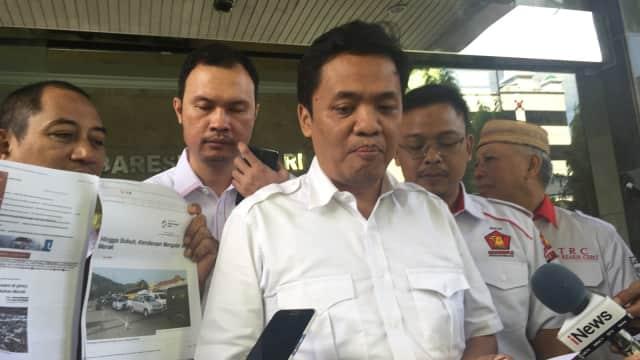 Polda Metro Panggil Habiburokhman Terkait Laporan 'Macet Neraka'