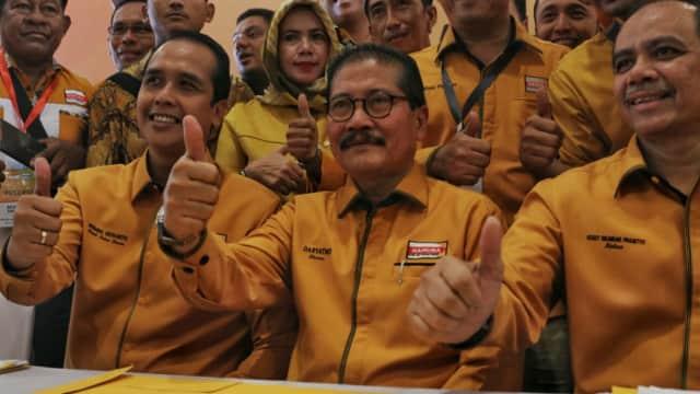 Berbekal Putusan Sela, Hanura Kubu Sudding Siap Hadapi Pemilu 2019