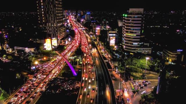 Polda Metro Setuju Mobil Luar Kota Masuk Jakarta Harus Bayar