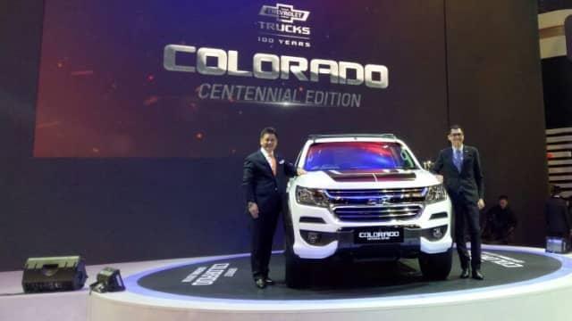 Chevrolet Colorado Edisi Terbatas, Cuma 25 Unit dan Dijual Rp 555 Juta
