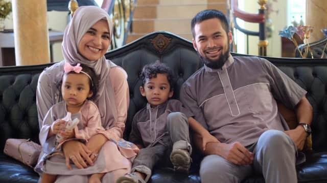 Anak Kedua Shireen Sungkar dan Teuku Wisnu 'Cemburu' Sama Adik Barunya