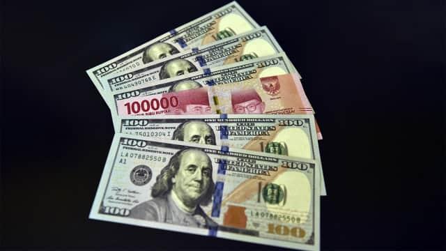 Dolar Naik, Tuhan Sedang Marah!
