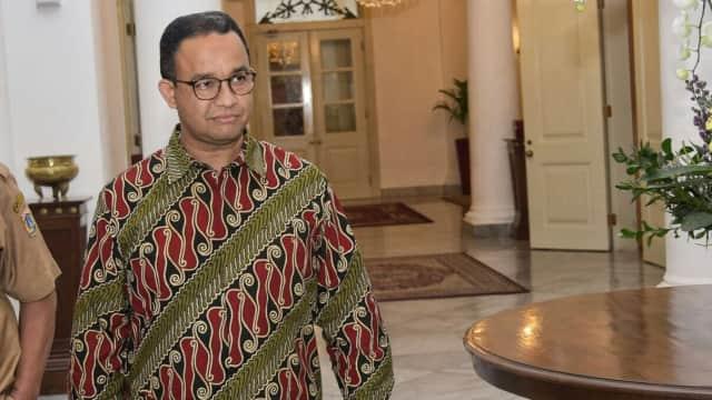Anies Bersyukur Banyak yang Kritisi RAPBD DKI 2018