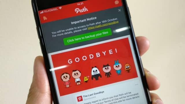 Path Ditutup Bertahap: 1 Oktober Setop Update, 18 Oktober Tutup Total