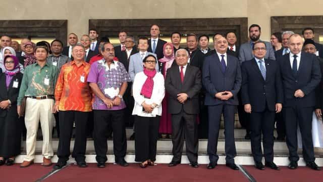 Indonesia Dorong Perdamaian Dunia dengan Cara Jalan Tengah