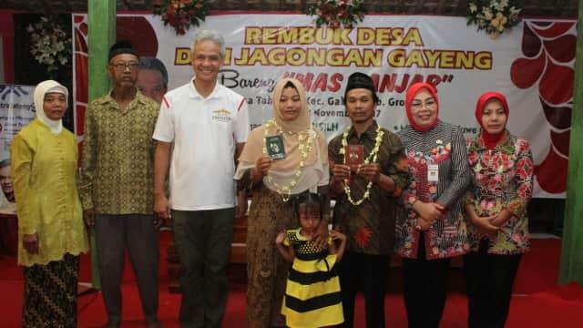 PDIP Akan Umumkan Dukungan untuk Ganjar di Pilgub Jateng Januari 2018