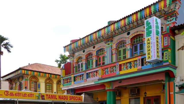 5 Tempat di Singapura yang Tawarkan Spot Foto Penuh Warna