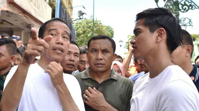 Jokowi soal Anaknya yang Enggan Berpolitik: Pegang Pabrik Saja Tak Mau