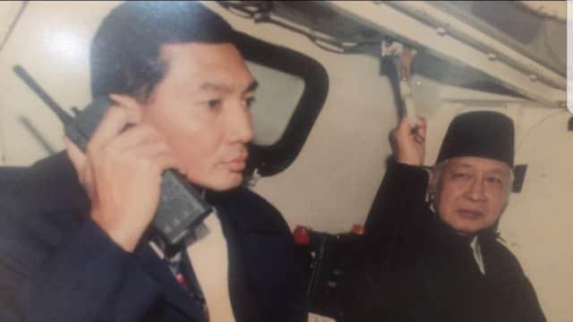 Kesaksian Sjafrie Sjamsoeddin saat Soeharto Melawat ke Bosnia
