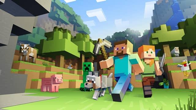 Gamer Xbox One dan Nintendo Switch Bisa Main Bareng di Game Minecraft