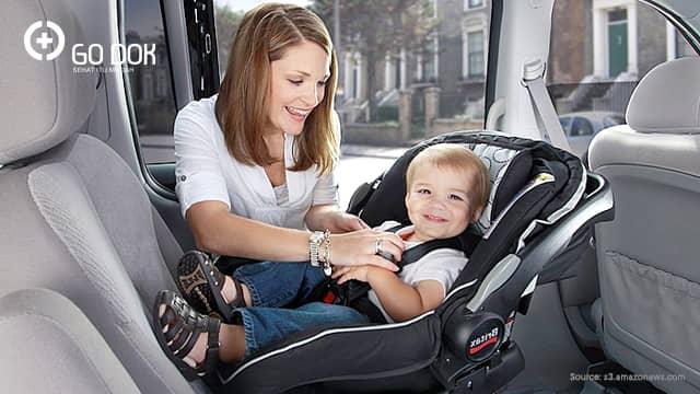 5 Tips Aman Berkendara dengan Si Kecil
