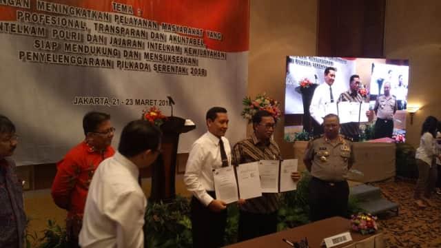 SKCK Online Dibuat untuk Hindari Pungli