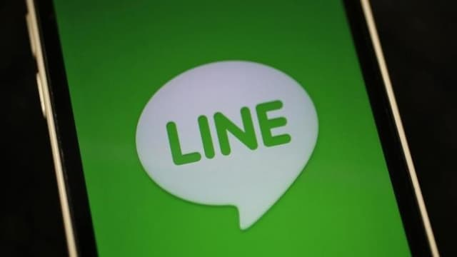 LINE Buat Lima Aplikasi untuk Platform Blockchian