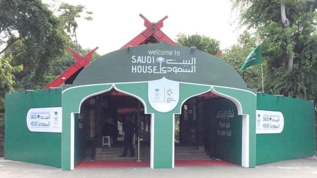 Ramaikan Asian Games, Komite Olimpiade Arab Saudi Gelar Saudi House