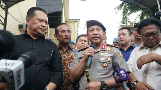 Kapolri: 4 Tahun Terakhir JAD Berkembang di Indonesia