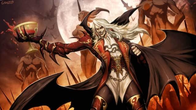 Makhluk Mitologi Dracula