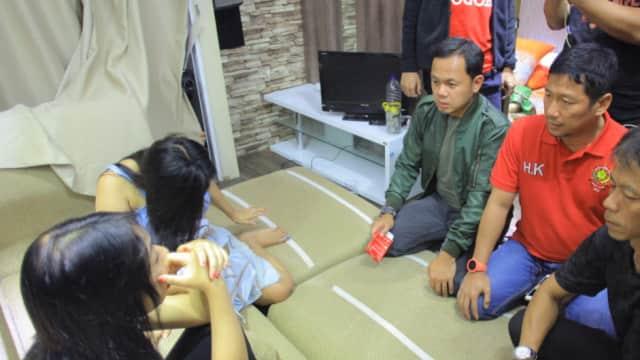 Bima Arya Pimpin Penggerebekan Praktik Prostitusi Pelajar di Bogor