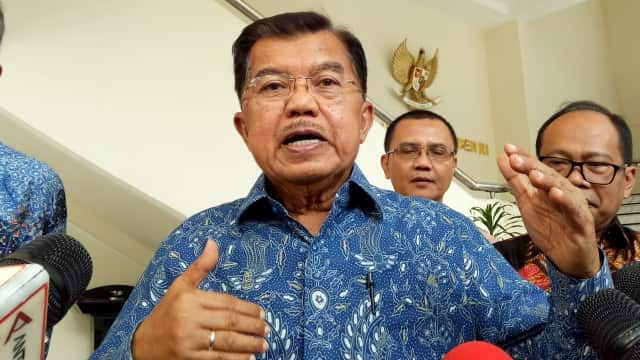 JK Dukung Aturan KPU Larang Mantan Napi Korupsi Nyaleg