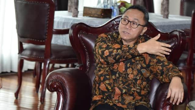 Ketua MPR Sebut Sri Mulyani yang Menyesatkan Soal Penjelasan Utang