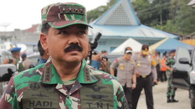Keluhan Veteran ke Panglima TNI: Isu Komunis hingga Politik Identitas