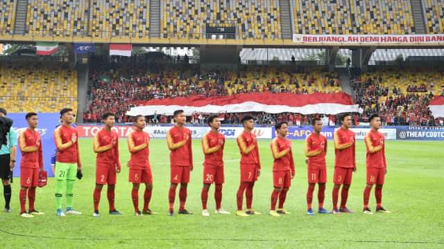 Fakhri Husaini: Rapor Apik Timnas U-16 atas Vietnam Hanya Masa Lalu