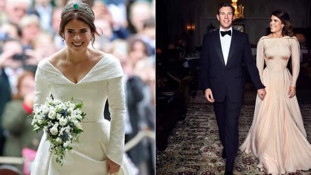 Makna di Balik Pilihan Gaun Pernikahan Putri Eugenie