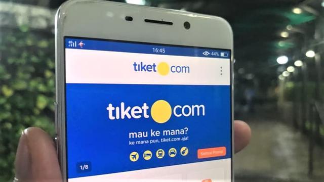 Tiket. Com, Kenikmatan Mudik di Ujung Jari