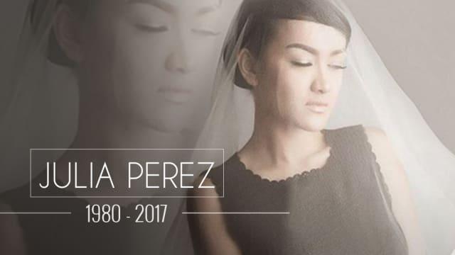 Musala yang Dicita-citakan Mendiang Julia Perez hampir Rampung