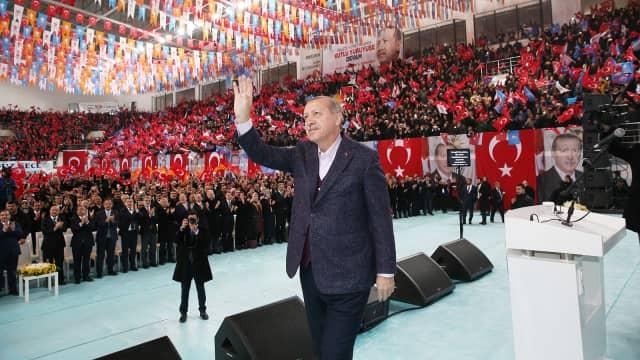 Erdogan Kembali Terpilih sebagai Presiden Turki