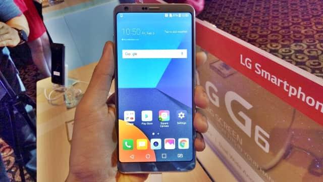 LG Tunda Peluncuran Ponsel Premium G7