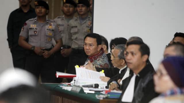 Saksi Tahu Pidato Ahok Singgung Al-Maidah dari Aa Gym
