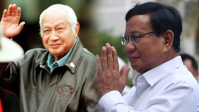 Menelusuri Aroma Soeharto di Balik Nama Koalisi Indonesia Adil Makmur