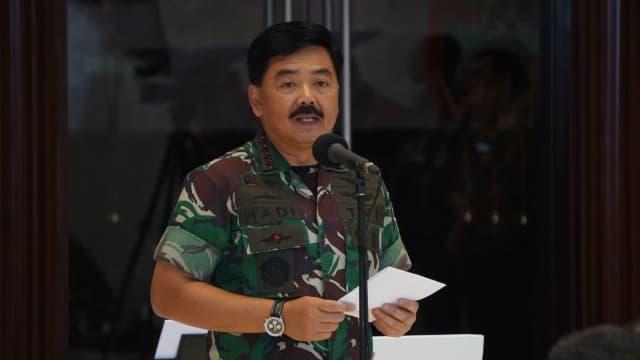 Panglima TNI: Al-Quran Disalahtafsirkan untuk Tanamkan Paham Terorisme